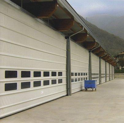 Porte rapide ad impacchettamento - Ferrari Porte
