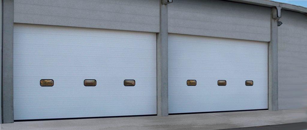 Portoni sezionali coibentati - Ferrari Porte